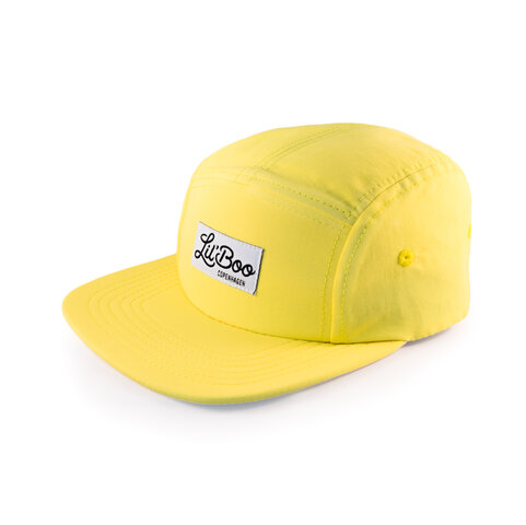 5-Panel kasket - Yellow
