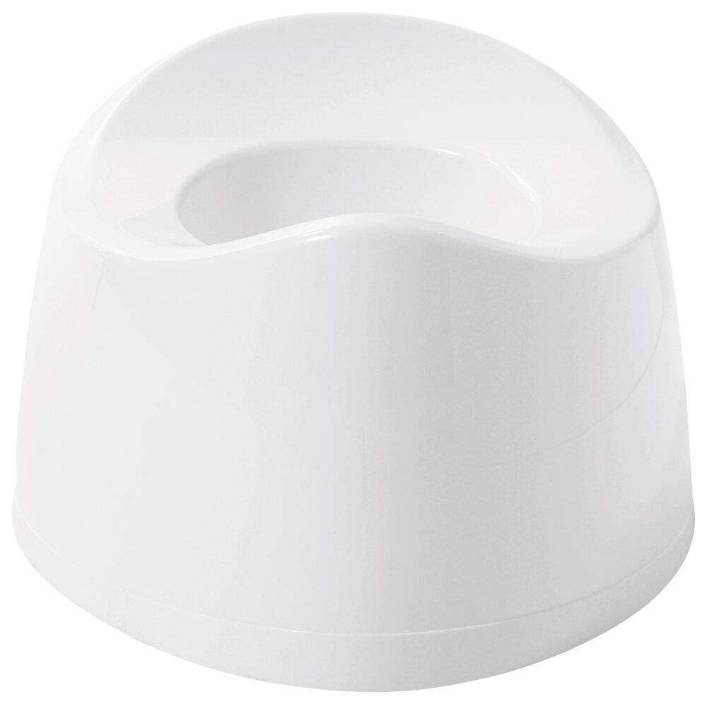 Image of Bébé-Jou Potte, Uni White (f54bcac2-6085-4761-9d2c-bb5439a3fe47)