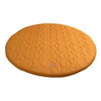 Legemadras Soft quilt, Golden mustard
