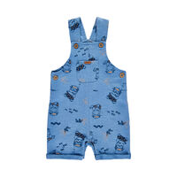 Overall med print - 7120