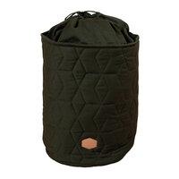 Storage bag Soft quilt, Dark green