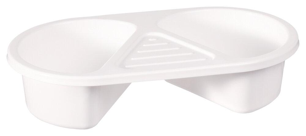 Image of Bébé-Jou Hoved-/halefad, Uni White (66e1e0cf-5036-487f-a9e0-1f960d50812e)