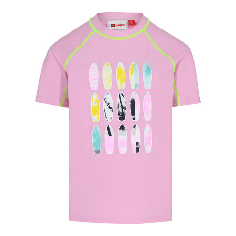 UV T-shirt med korte ærmer