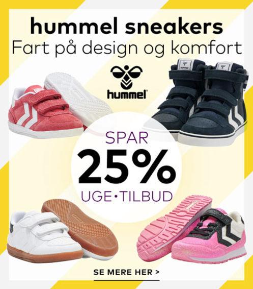 hummel sko