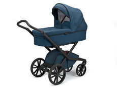 Odder Vida blåmelange barnevognspakke