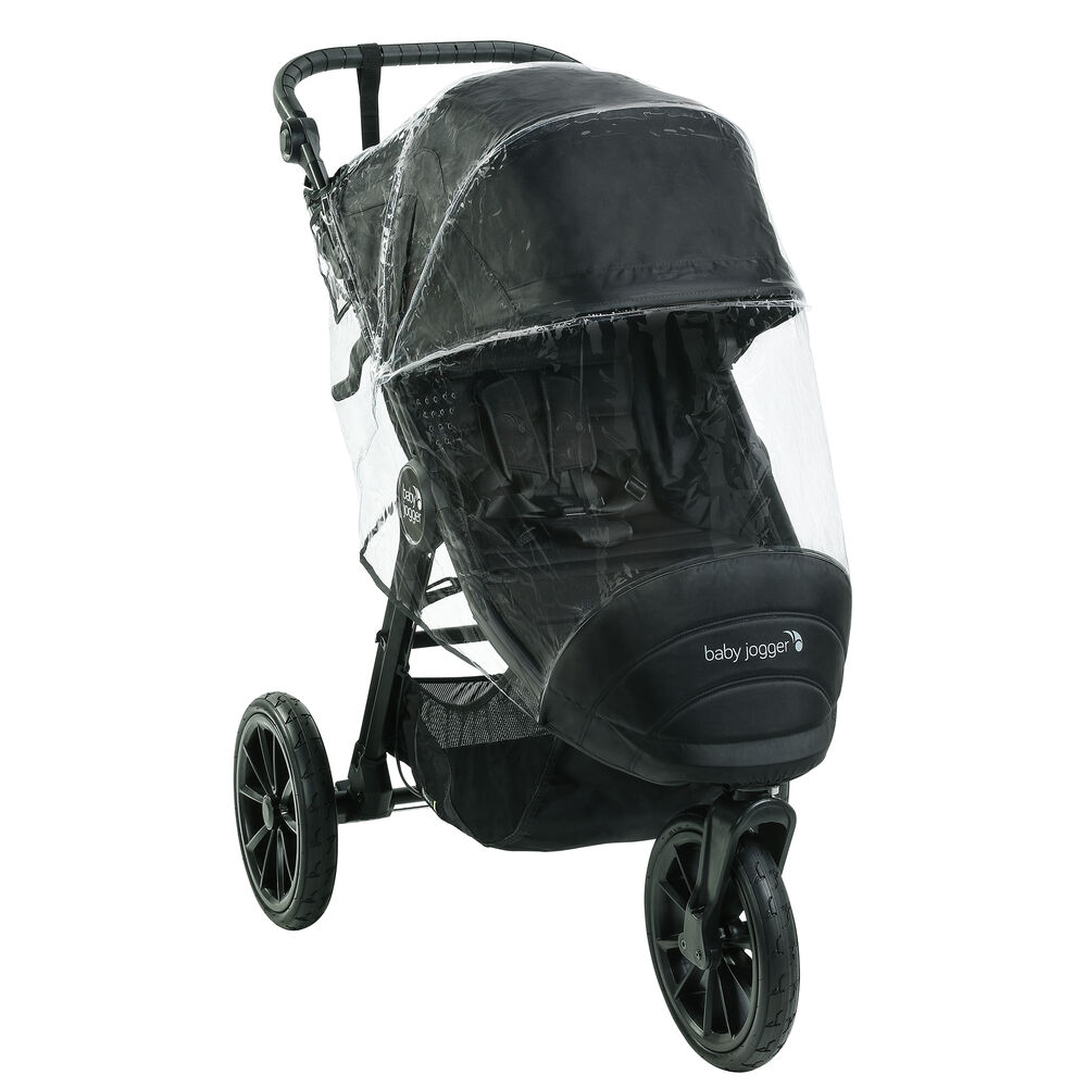Image of Baby Jogger Regnslag Elite 2/Mini 2/GT2 (023c34ae-399c-4d50-80a7-7de616b4e9cc)