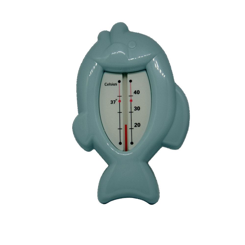 Image of OOPSY Bad termometer Fisk, blå (80704285-ec15-46c5-a8ed-0d86d1d158db)