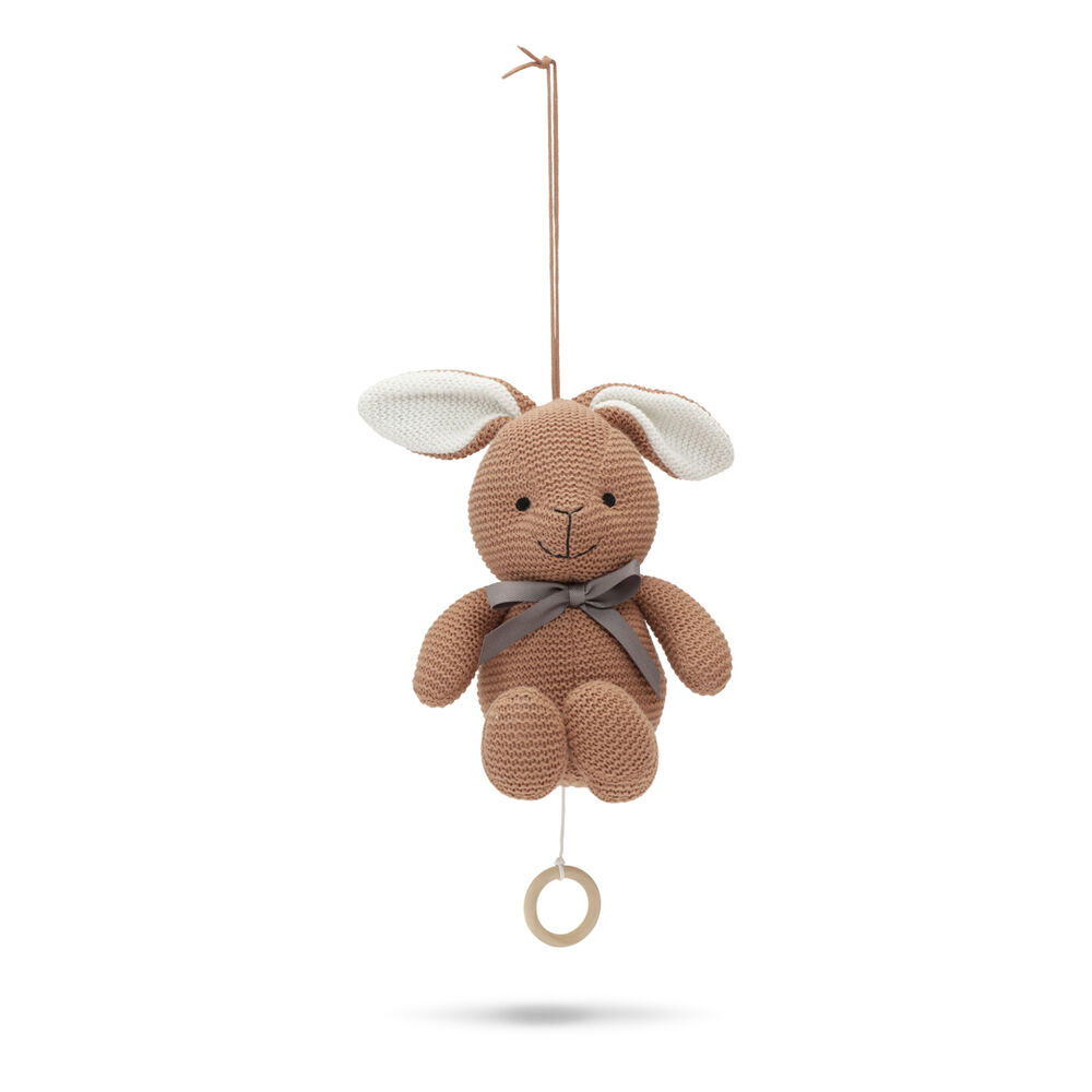 Image of VANILLA COPENHAGEN Musikuro Little Bunny caramel (b96df8d8-f052-40ec-a359-5b81d89c2411)
