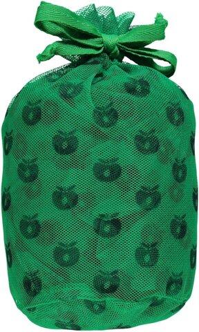 Mosquito Net. Apples green