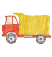 Wallsticker - Truck