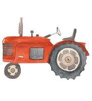 Wallstivker - Retro Traktor