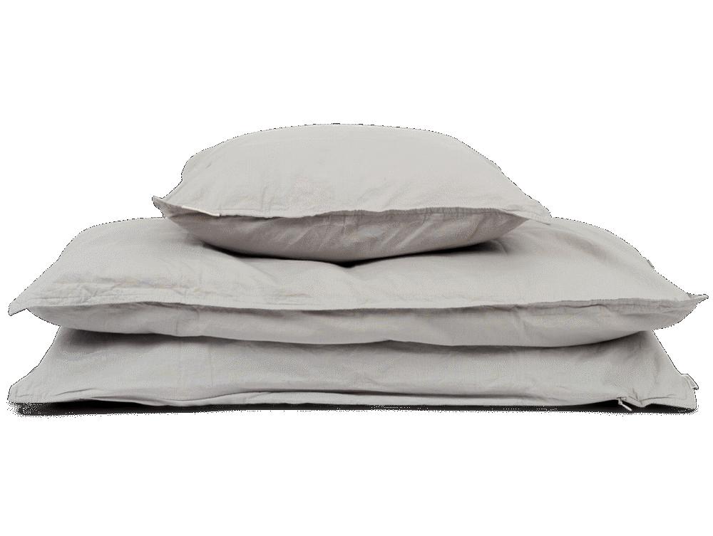 Image of Studio Feder Baby sengesæt - grey (b69dfba1-e47c-4c6a-a516-6d0d6516dffd)