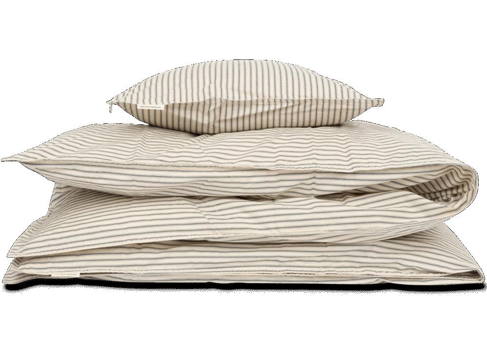 Image of Studio Feder Junior sengesæt - stripe classic (3a95e194-99a0-4a55-8d75-f564543361f2)