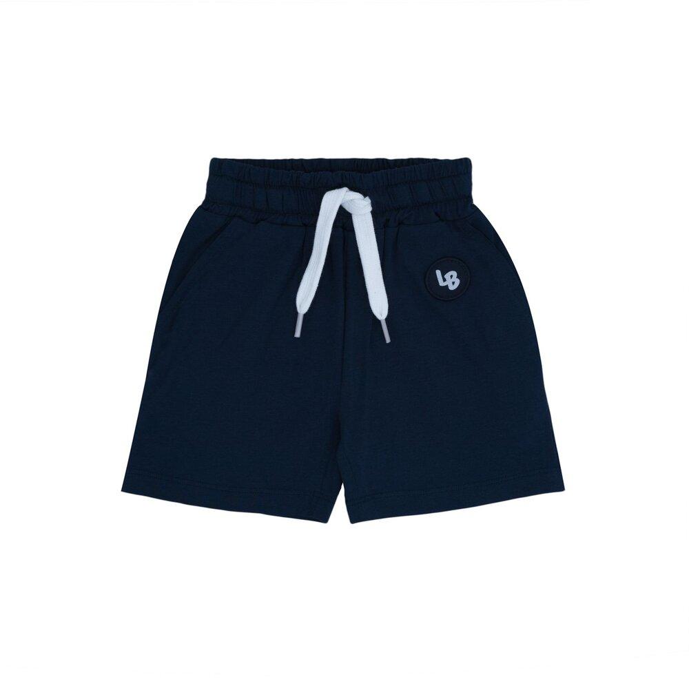 Image of Lil' Boo Classic shorts - NAVY (1926fbc5-d169-4176-acb3-a72dea60544e)