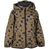 Softshell jakke med print - BLUE NIGHTS
