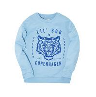 Sweatshirt - Lyseblå