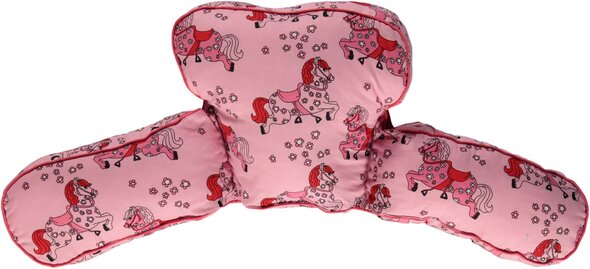 Barnevognspude sea pink