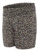 Kena woven shorts - BLACK
