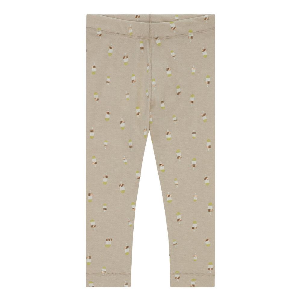 Image of Monsieur Mini Isprint simple leggings - PRINT (69d6aeb3-78a8-4b60-816d-00f082337e16)