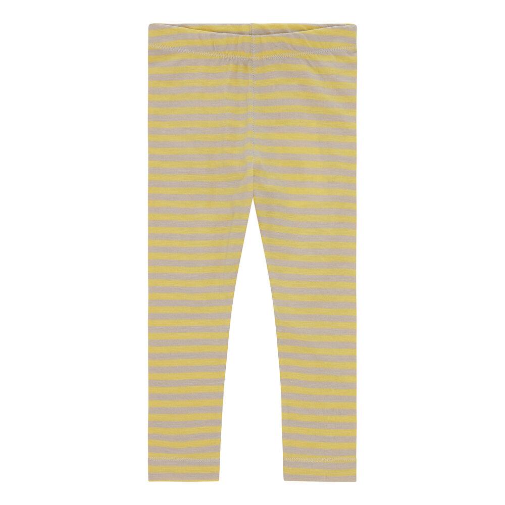 Image of Monsieur Mini Simple leggings tynde striber - STRIBER (99f5adc2-e192-4268-af6e-ee1440f4f0be)