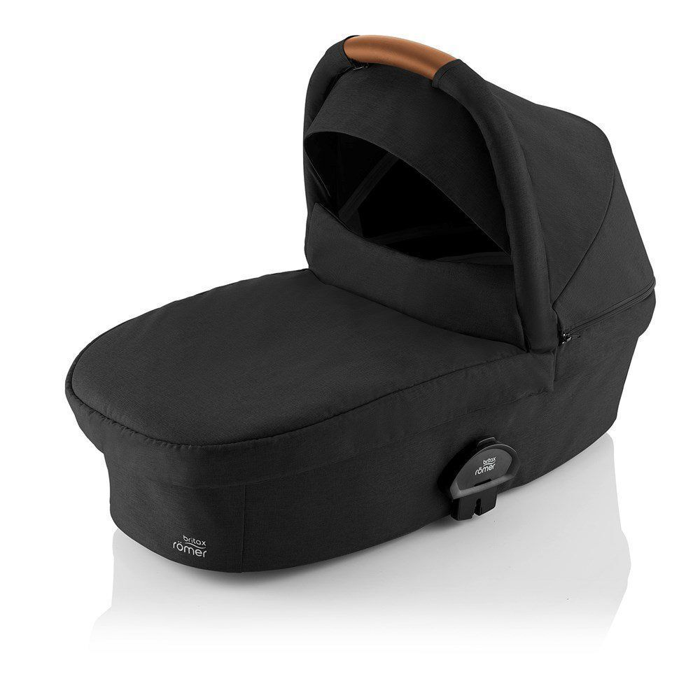 Image of Britax-Römer Smile III Carrycot - space black /brown (251e1500-6046-4a2d-8ef0-d7028f099302)