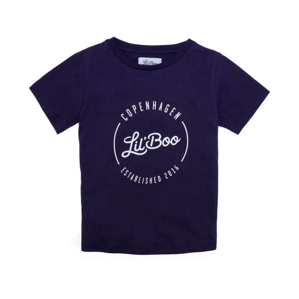 Image of Lil' Boo Est. t-shirt - NAVY (7054955d-d5ef-4323-bf9f-d12eae2b3d17)