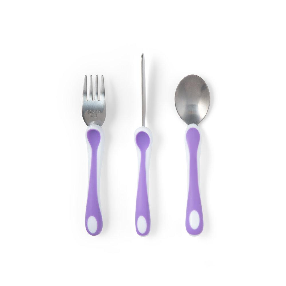 Image of Bambino Mam Eat like a pro! lilac (068bdd60-51a7-49dd-aee8-263ce50758a7)