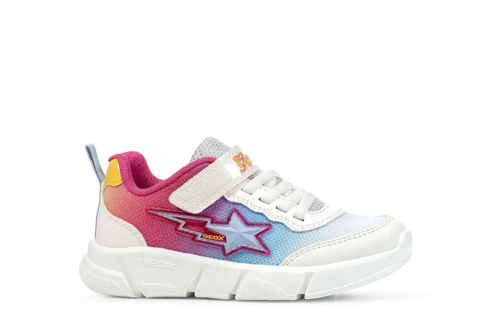 Image of Geox Aril Sneakers - C0653 (75f2ff14-659d-4fb3-bf5a-c3044616521e)