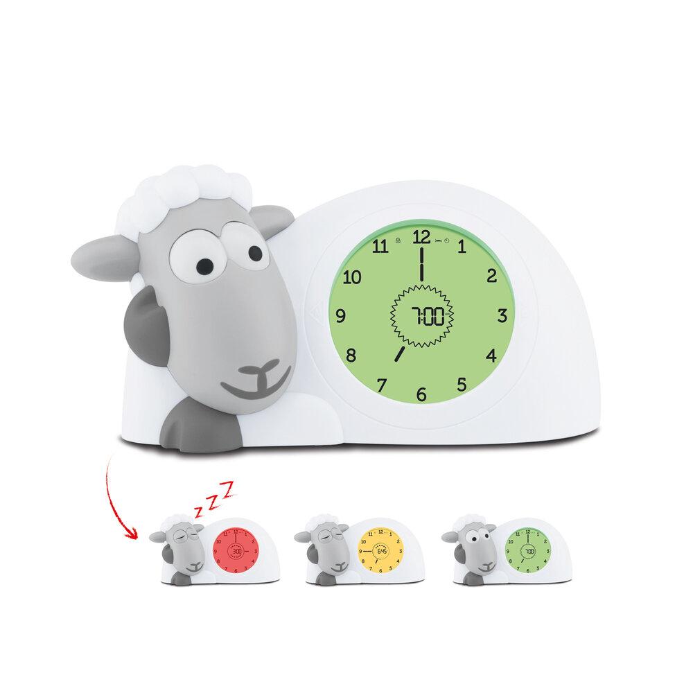 Image of ZAZU SAM Sleeptrainer/alarm clock Grey (b635ccd5-d7f1-47d3-8d31-7e76659d2b75)