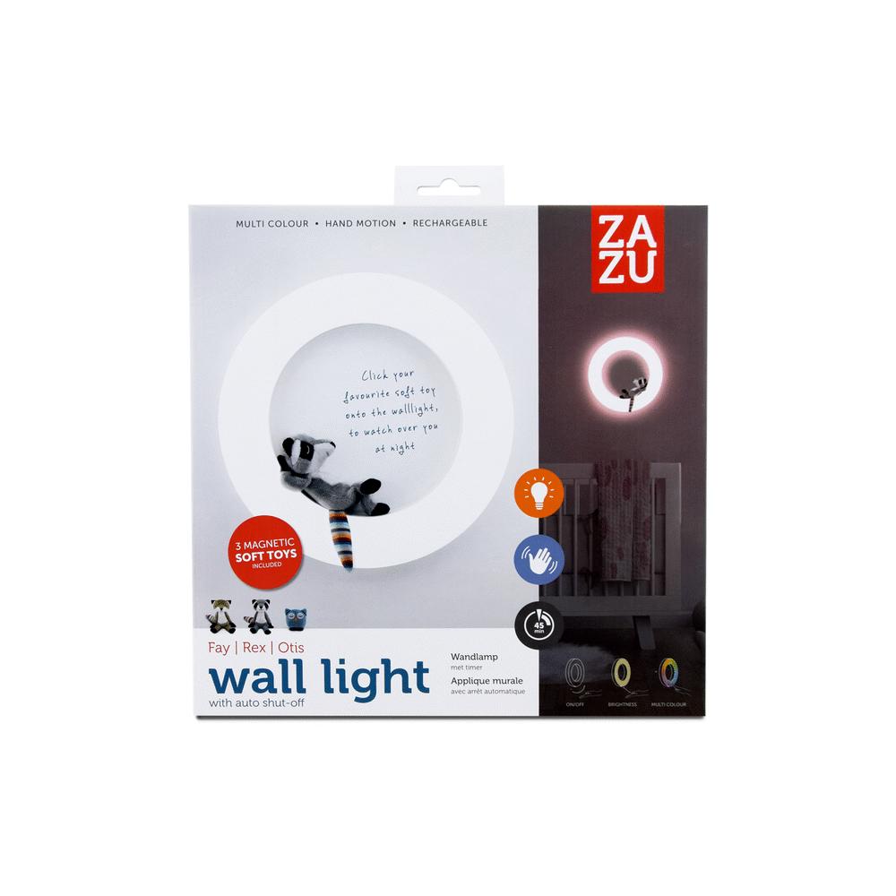 Image of ZAZU WALL væglampe med autosluk (cc1816fc-f99a-474d-b0f1-6a1c77ab5e87)