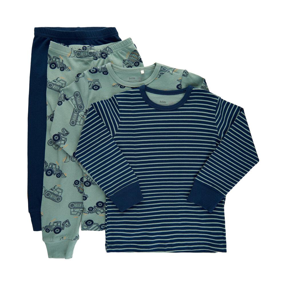 BeKids Pyjamas LS - 2 pack - 946