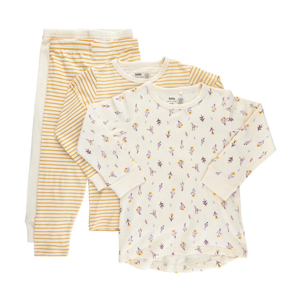 BeKids Pyjamas LS - 2 pack - 111