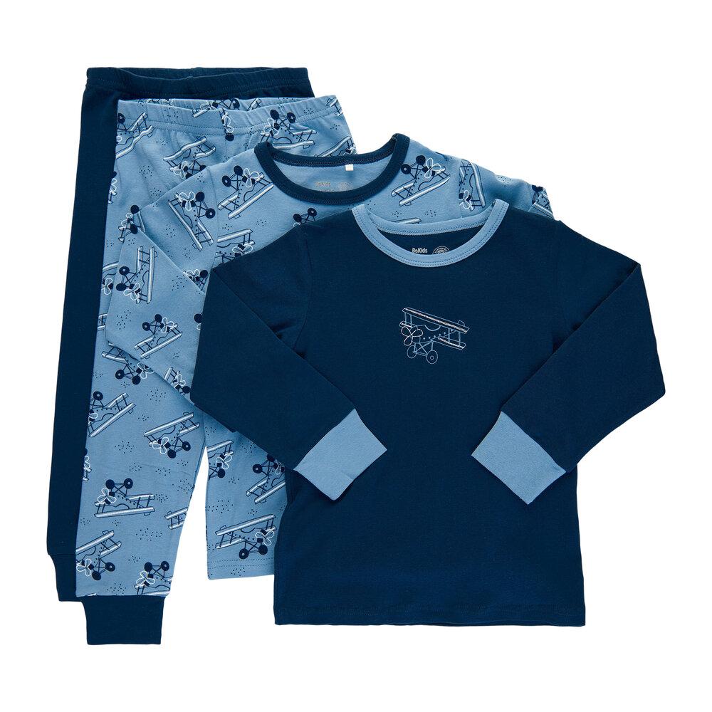 BeKids Pyjamas LS - 2 pack - 792