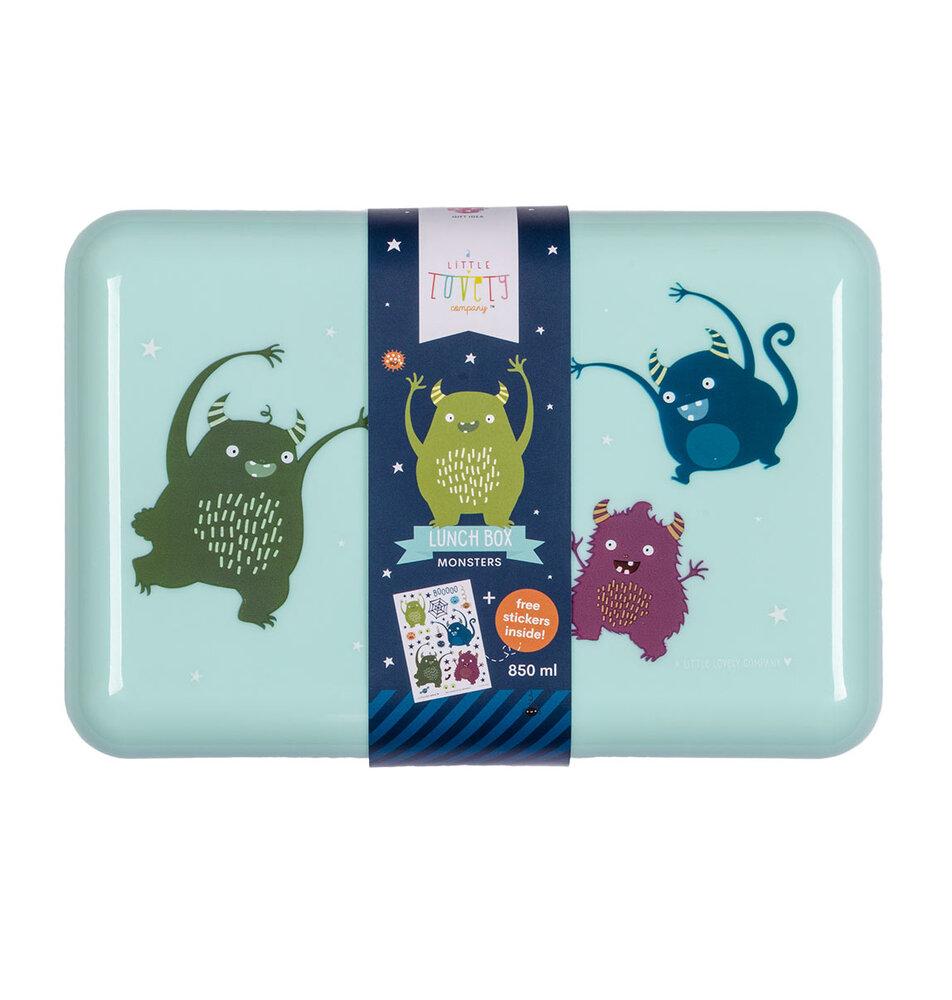 Image of ALLC Lunch box - monsters (18f8a787-a2b2-4658-8d18-428d7c101199)
