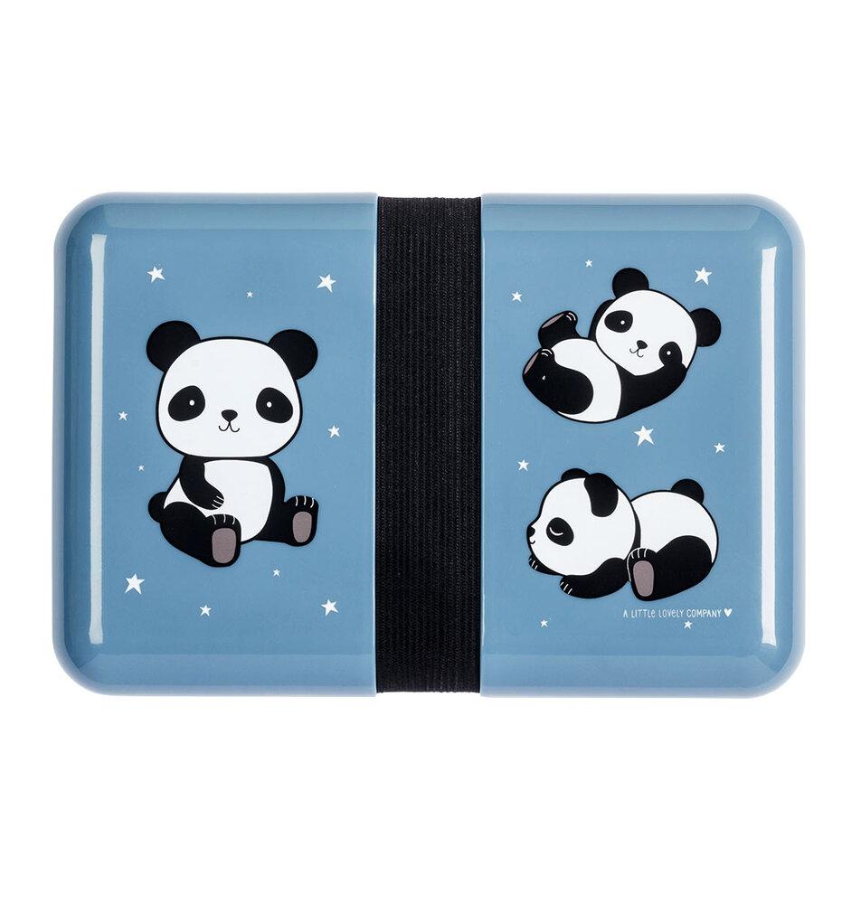Image of ALLC Lunch box - panda (08863f55-807e-406e-8607-68f61f91c82a)