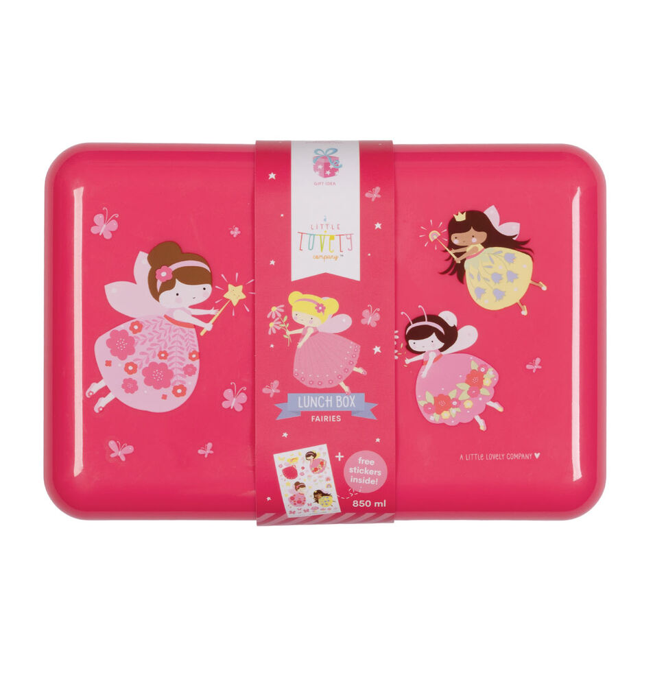 Image of ALLC Lunch box - fairy (32663c0b-3f52-4539-b1fe-71bdc2a5a435)