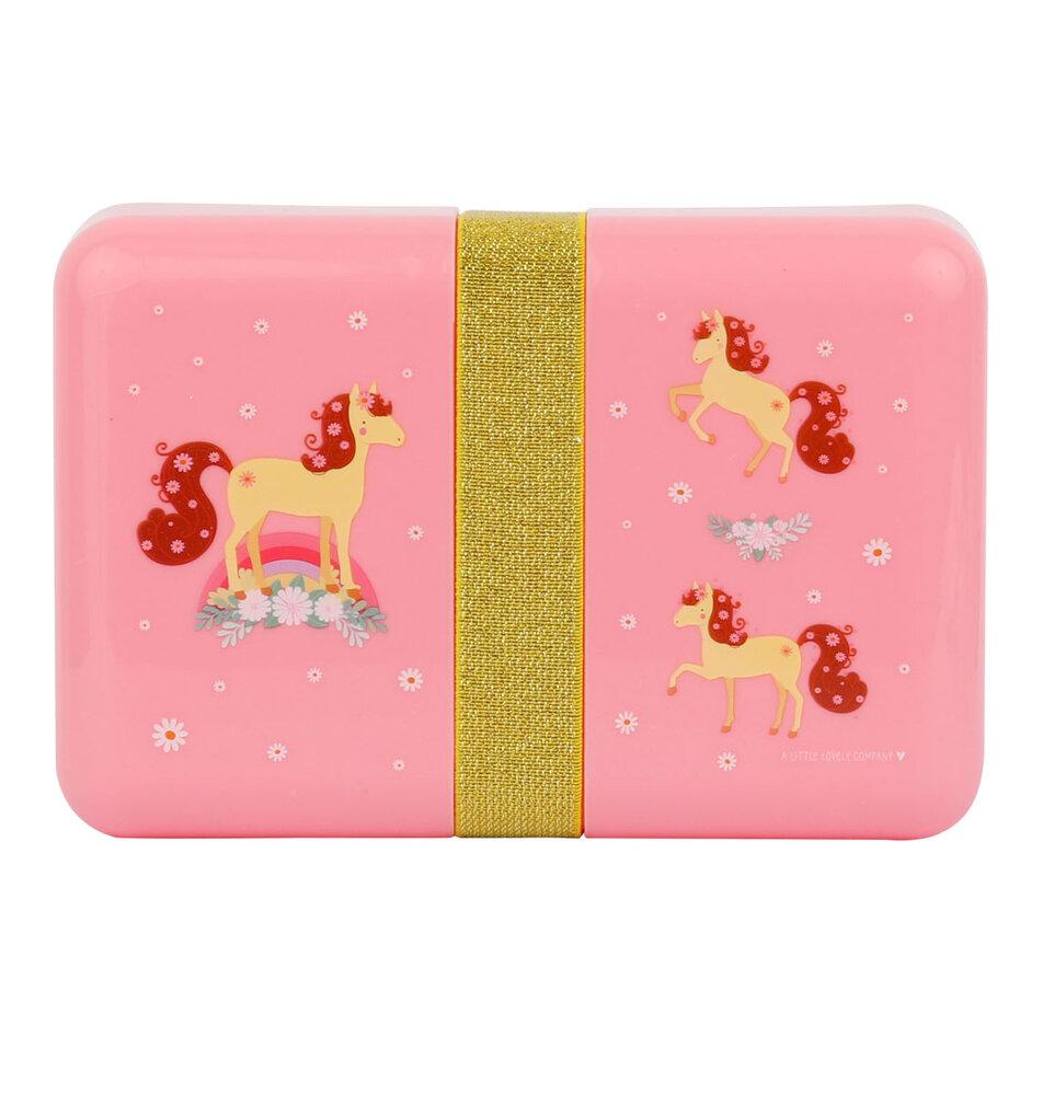 Image of ALLC Lunch box - horse (67736280-1578-49e7-901d-516a67da3d60)