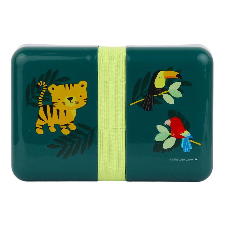 Image of ALLC Lunch box - jungle tiger (f0cbe265-d900-4b94-8297-c092ae793338)