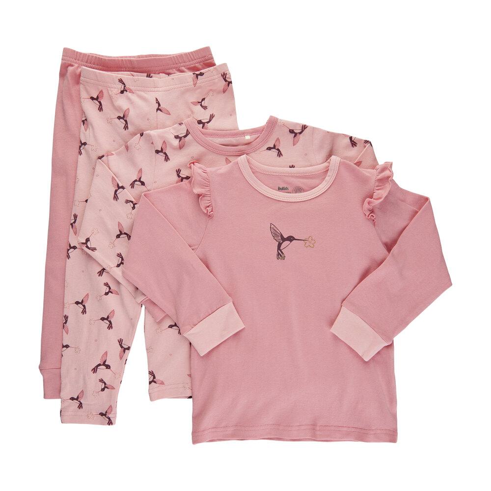 BeKids Pyjamas LS - 2 pack - 519