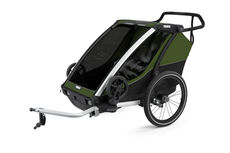 Thule Chariot Cab 2 - cypres green