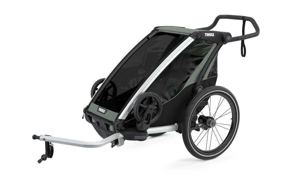 Image of Thule Chariot Lite 1 - agave (90696596-1371-4ccb-911a-f7f90f3477f4)