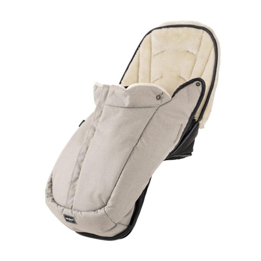 Image of Emmaljunga NXT winter seat liner - lounge beige (50735a98-9908-46cb-b573-9299241fe01e)