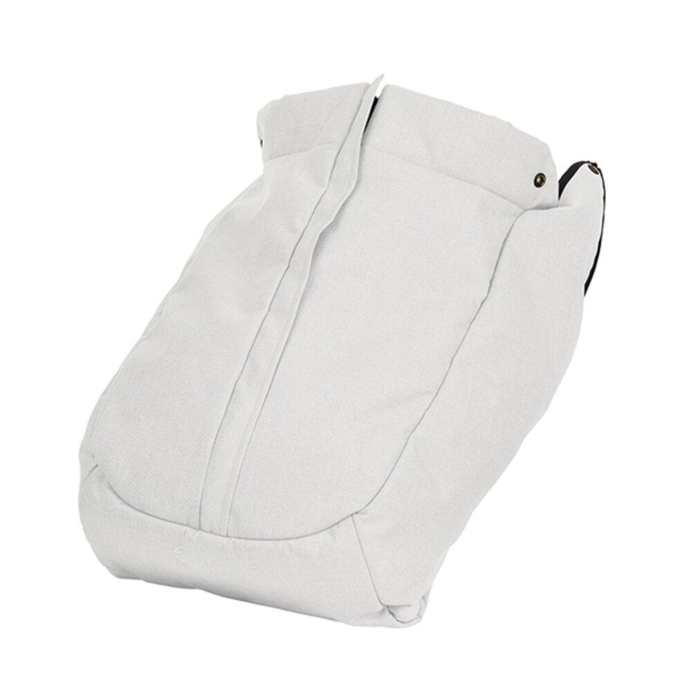 Image of Emmaljunga Forlæder NXT ERGO - leatherette white (215477fa-8ba7-45f2-9827-93b649f12336)