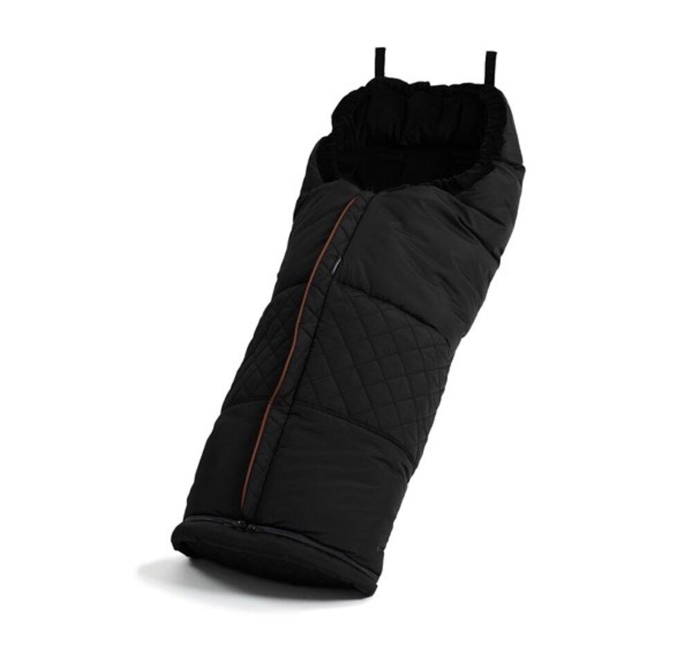 Image of Emmaljunga Kørepose - outdoor black (732fe616-b24c-470b-b24b-e2b4e6860e38)