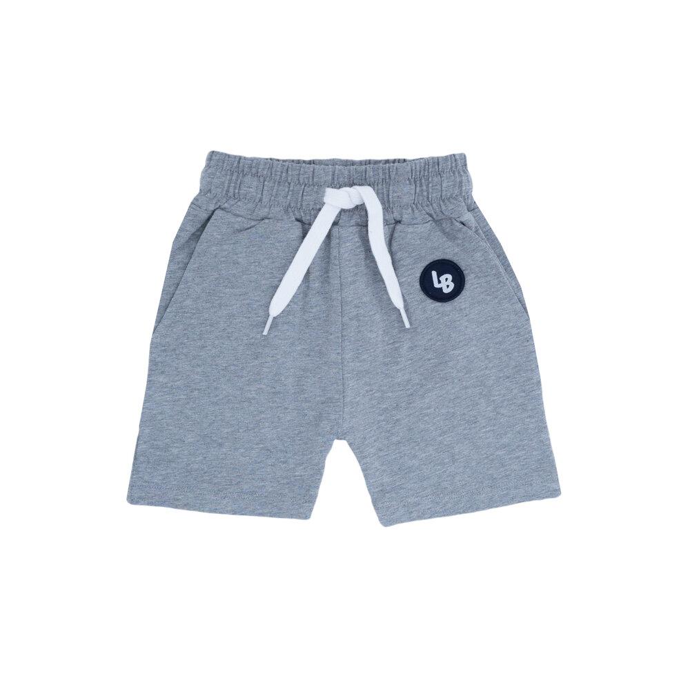 Image of Lil' Boo Classic shorts - LYSEGRÅ (74686904-bfa0-492a-a9d5-5c053e912b57)