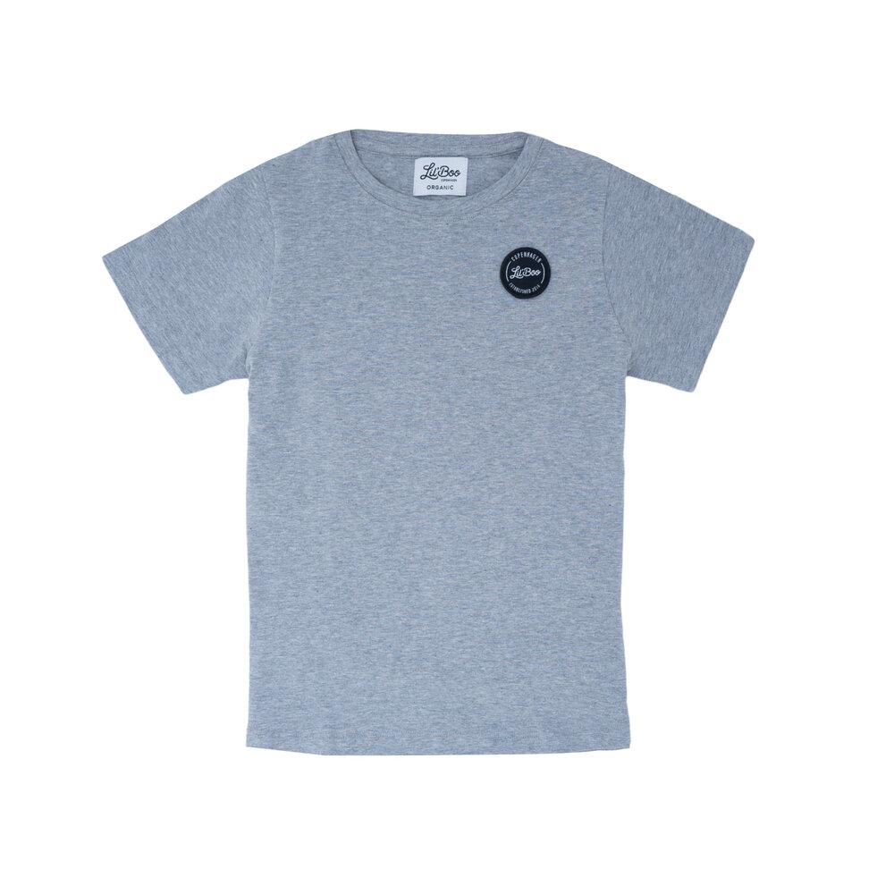 Image of Lil' Boo Classic t-shirt - LYSEGRÅ (f1ae8348-9253-4c6c-be7e-efde51c9cadb)
