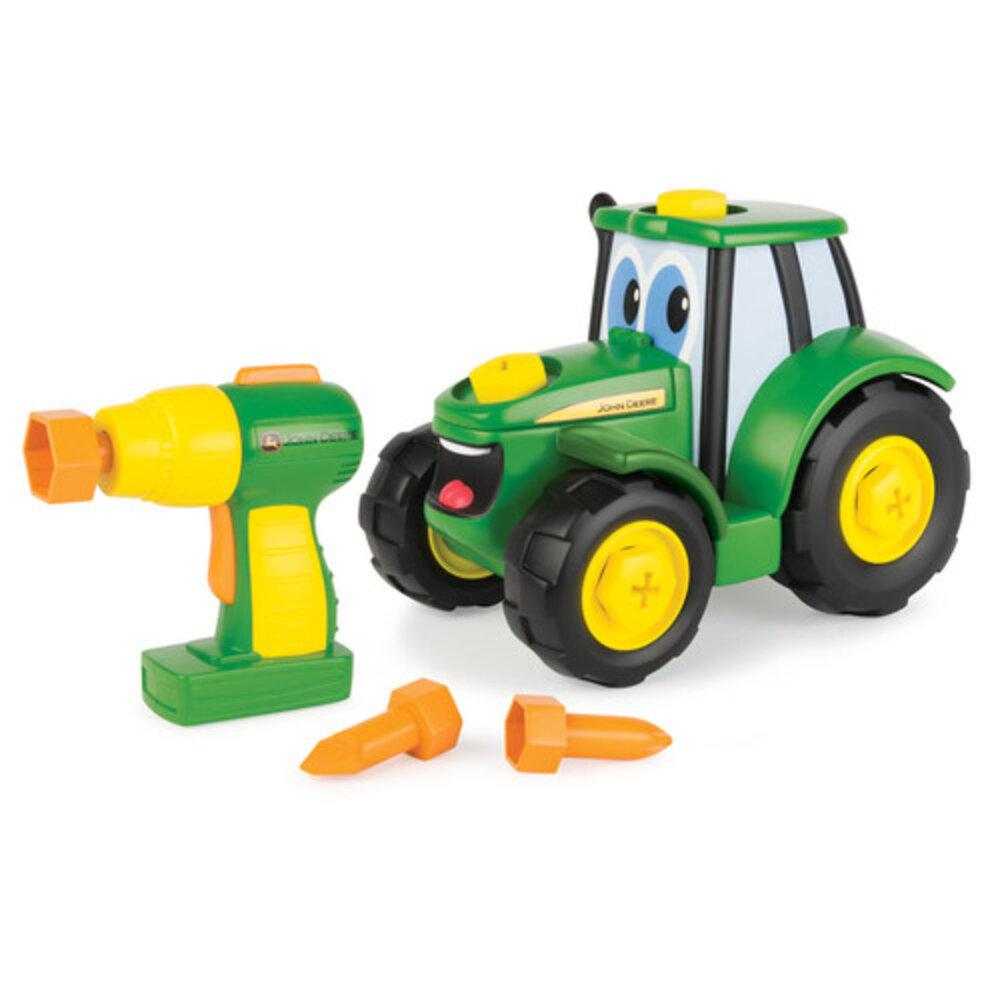 Image of John Deere Johnny Tractor, Byg En Traktor (b9757d6e-e5b6-4518-b4f6-d1ba8ab2b1e2)
