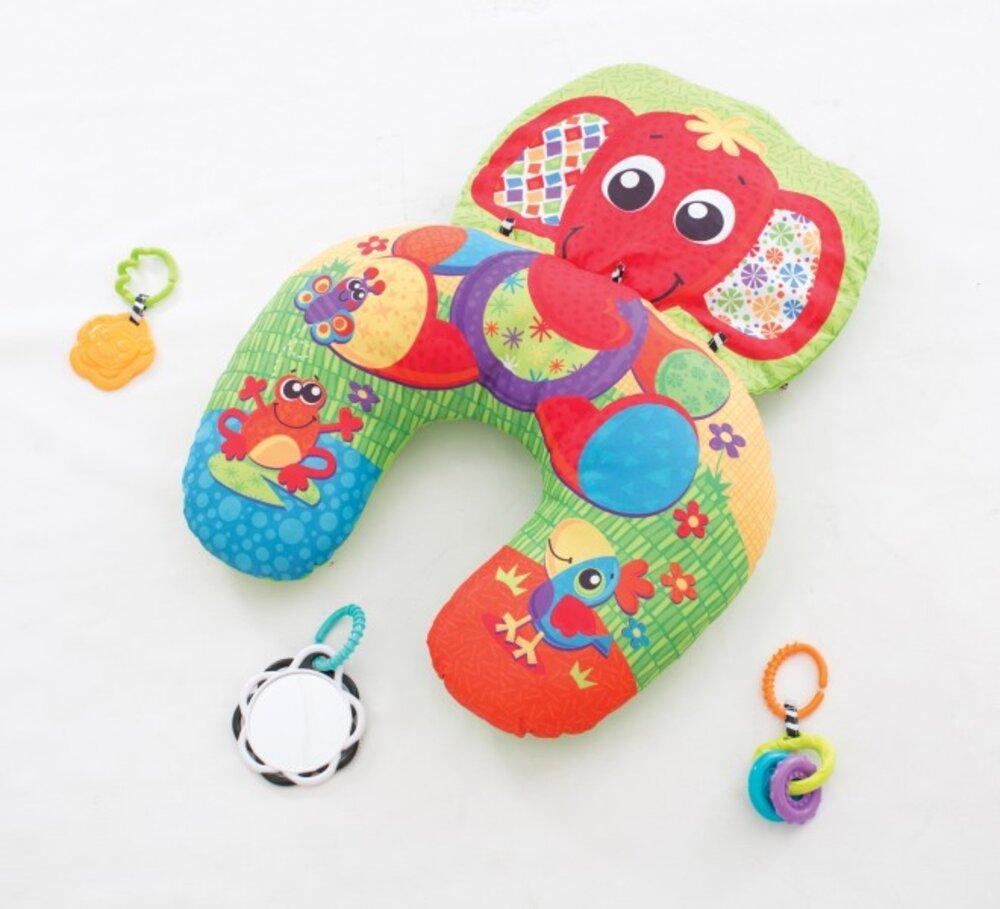 Image of Playgro Aktivitetspude - Elefant (052ca017-78b1-4e99-96a9-95db49d8ee73)