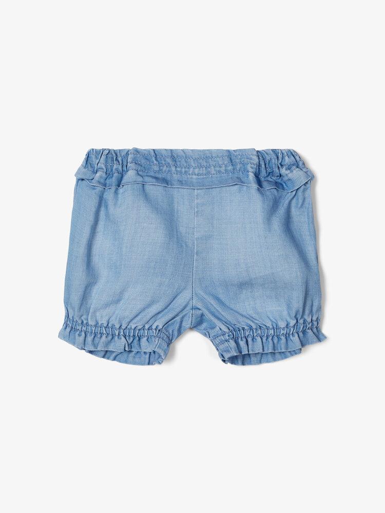 Image of Lil' Atelier Binie denim shorts - BS000053 (7cc82622-6233-4d52-a5e8-8079f6b6a7d4)