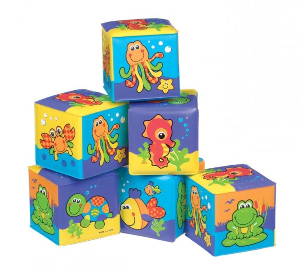 Image of Playgro My First Soft Blocks (bc6cf281-2ffe-4d83-8359-b226f76c2842)